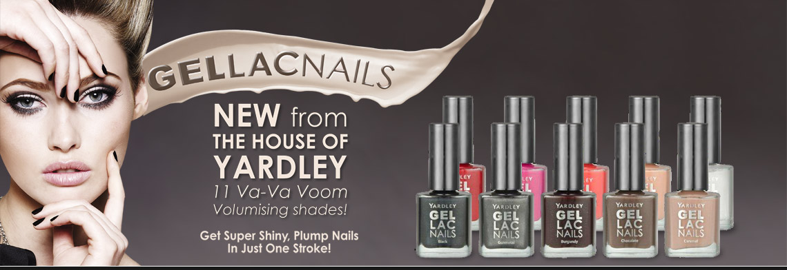 Gel Lac Nails Range